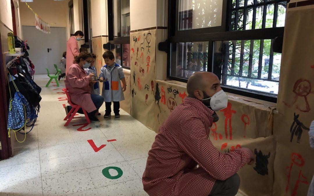 ¿Cómo aprendemos en Infantil a conocer nuestro entorno y conceptos de la historia?